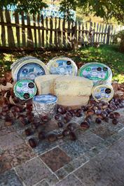 Queso azul de El Cabriteru, distintas variedades