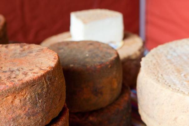 Queso Majorero, queso españoles