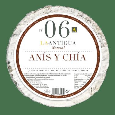 La Antigua con Anis y Chia