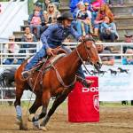 Quesnel Barrel Racer Finishes In Top Spot At Pritchard Rodeo Quesnel Cariboo Observer