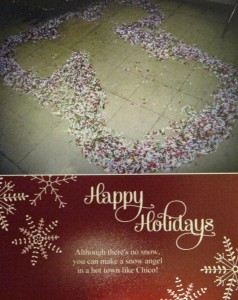 The latest version of my annual holiday cards.
