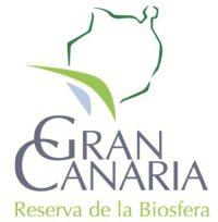 Logotipo de la Reserva de la Biosfera de Gran Canaria