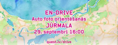 EN-Drive — Jūrmala 2018
