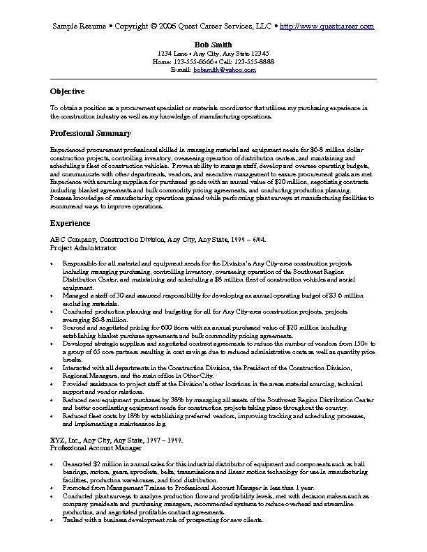 resume samples purchasing buyer resume sample purchasing resume