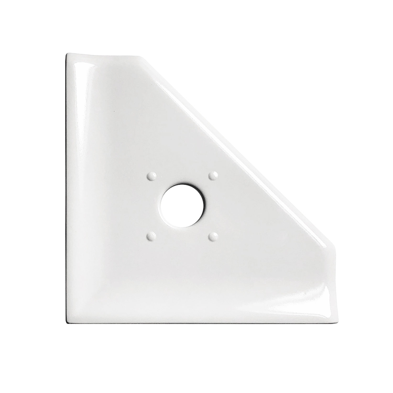 geo retrofit 5 corner soap dish