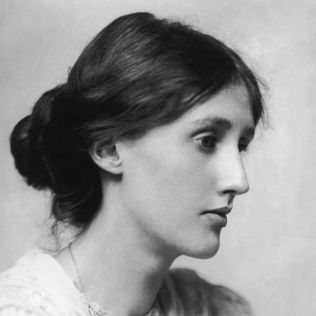 Virginia Woolf... I adore her writing.