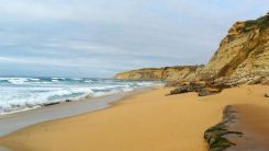 The ocean... I have a thousand pictures of her. But this one São Sebastião in Portugal!