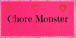 hearts chore monster