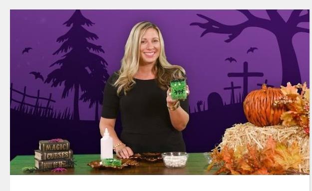 Halloween Hacks-Marsh Monsters & Mini Mummy Pinatas