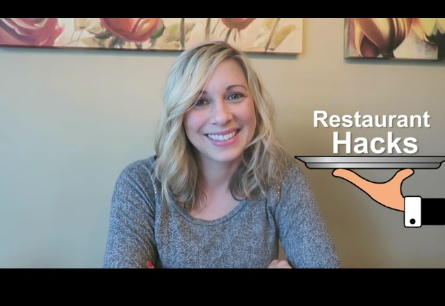 A Mom Favorite: Eating Out With Kids Restaurant Hacks