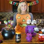 The Easiest Halloween Cake Pop Hack