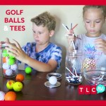 Father's Day DIY Gifts–For the Golf Loving Dad