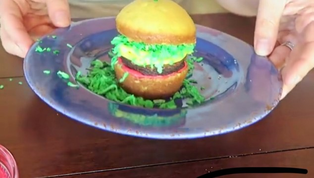 Father's Day DIY Gifts– Cheeseburger Cupcakes