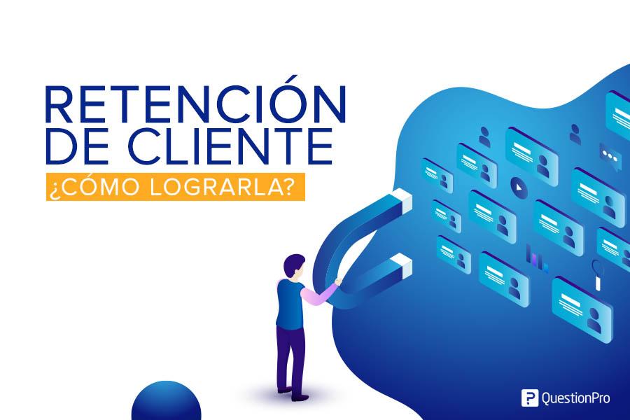 retención del cliente