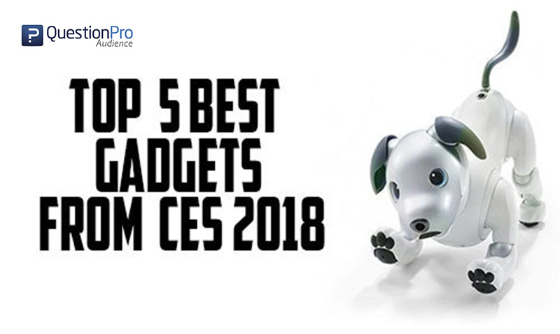 CES Sum Up: The Top 5 Gadgets We Can't Wait to Purchase
