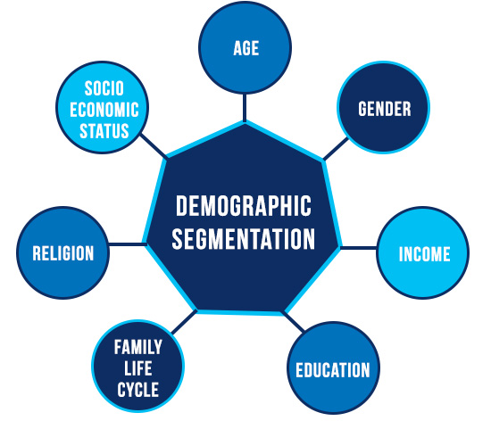 demographic segmentation examples