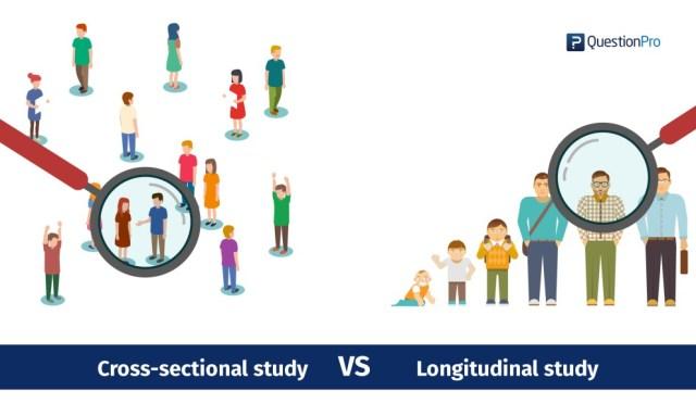 Cross Sectional Vs. Longitudinal Study