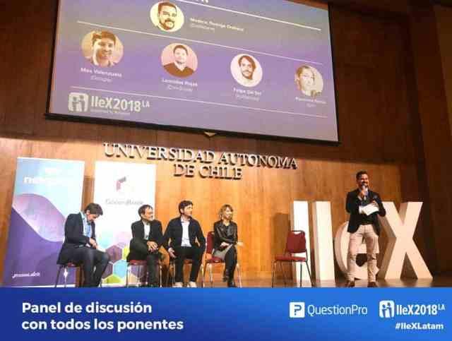 Panel IIeX Latam 2018 QuestionPro