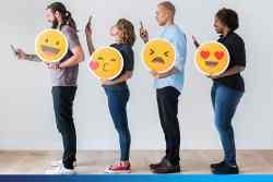 emojis en encuestas online