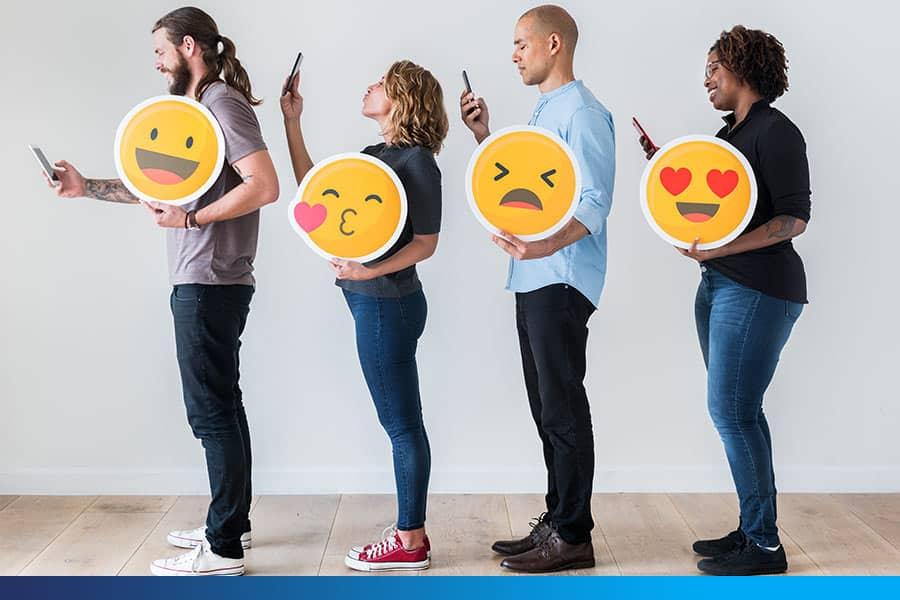 Razones para usar emoticonos o emojis en encuestas online