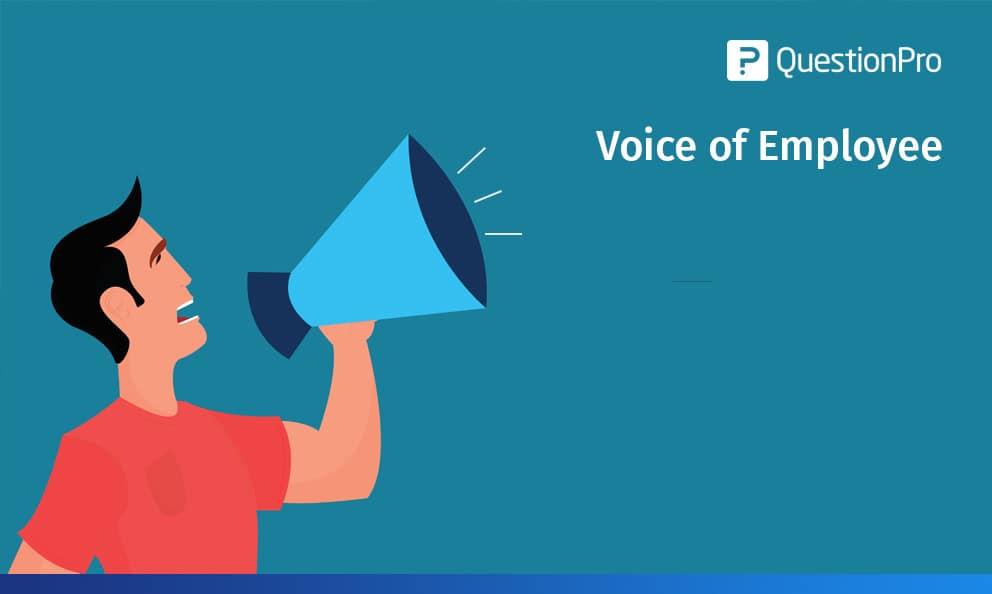Voice of employee