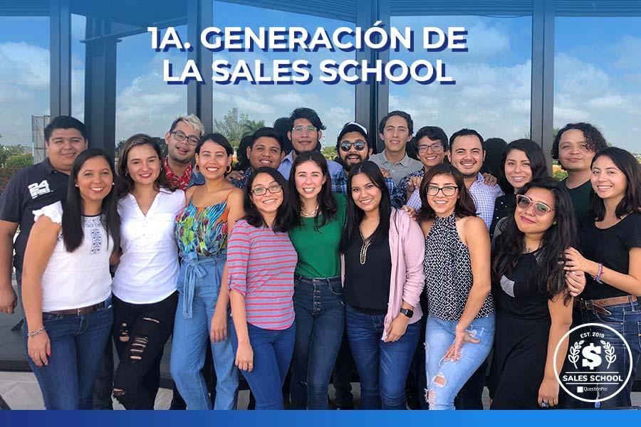 Sales School, la escuela de ventas de QuestionPro LATAM