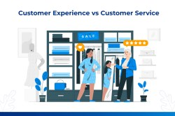 diferencia entre customer experience y customer service