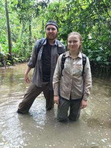 Amazonian water-land