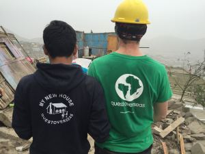 International Volunteer with Local Project Staff