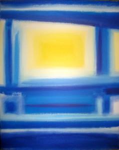 Acrylique sur toile, 33x41cm, 2007