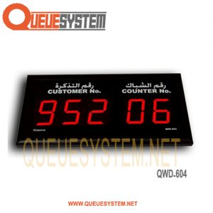 Service Display QWD-604