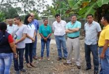 Municipio aportará con materiales  para construir un aula más al CIBV en San Carlos