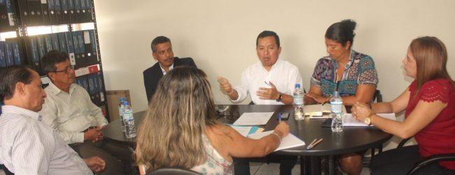 Designado gerente de la Empresa Municipal de Agua Potable y Alcantarillado       de Quevedo