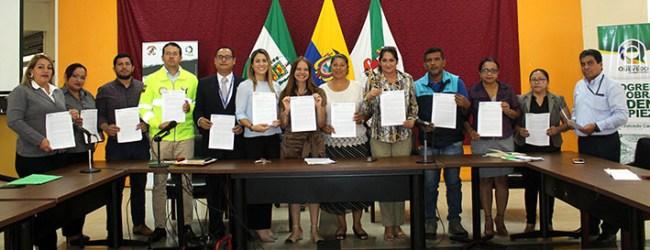 Autoridades ya cuentan con la ordenanza municipal  que busca erradicar el trabajo infantil y la mendicidad