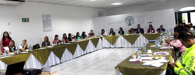 Concejal Lorena Rojas participó de un taller de fortalecimiento y protección integral de los derechos