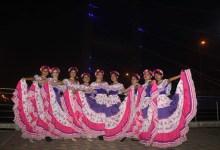 Se realizó el Festival Internacional de Danza Folclórica