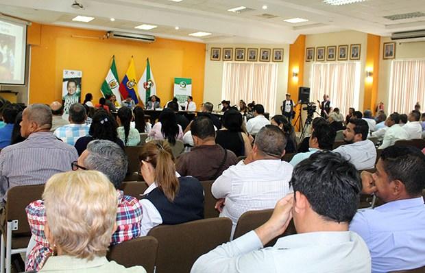 Alcaldía de Quevedo presentó informe de los cien días de gestión