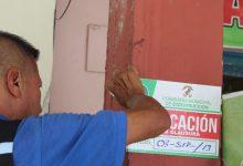 Comisarios municipales advierten a comerciantes despejar los portales y veredas