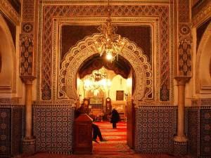 Zaouïa de Moulay Idriss