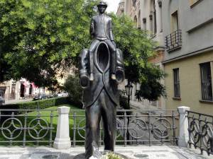 Monument à Franz Kafka