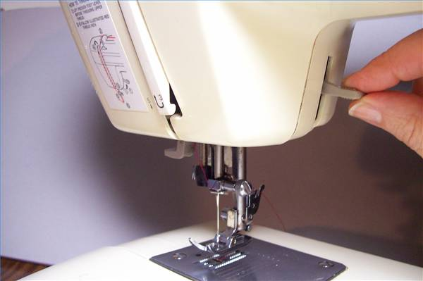 Length Guide Hand Sewing Needle