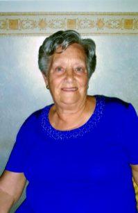 Giuseppina Maddaluno in una foto recente