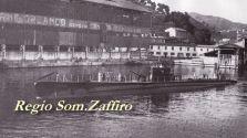 Nel cantiere navale di Muggiano, La Spezia