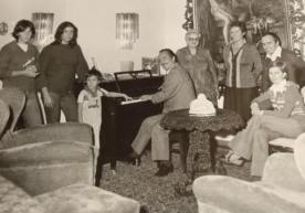 la famiglia Taranto