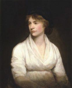 Mary Wollstonecraft .