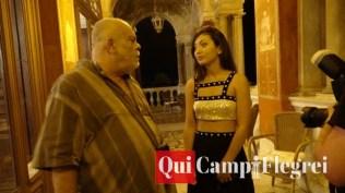 Enzo Acri e Anna De Angelis
