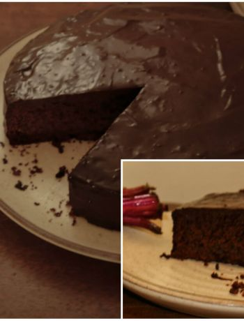 Gluten-Free Beetroot Chocolate Cake