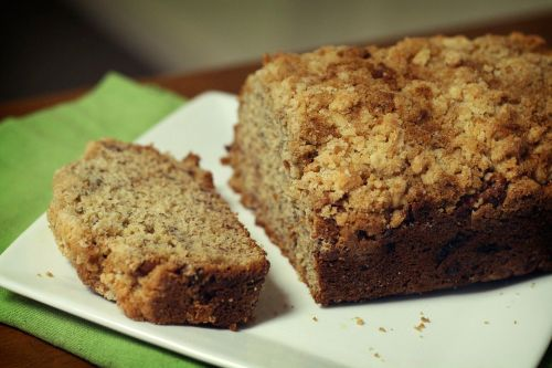 Banana Bread / www.quichentell.com / guest post