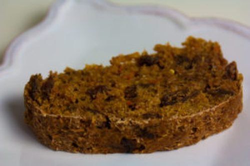 Carrot Bread / www.quichentell.com / guest post