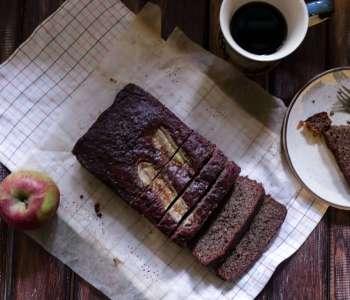 Gluten-Free Coffee Banana Bread / www.quichentell.com